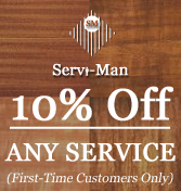 Coupon, Handyman Services in Titusville, FL